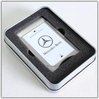 Genuine PCMCIA Multi-Card Reader For Mercedes-Benz 6-7-82-3974 Support SDHC 32GB COMAND GLK/SLK/CLS/E/C Class