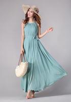 2014 New Arrival  Sexy Women's Summer Slim Dress Fashion High Quality Beach Dress For Women