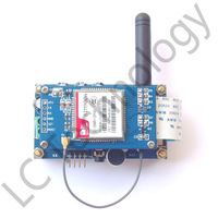 SIM900A GSM/GPRS mobile development board with voice interface antenna