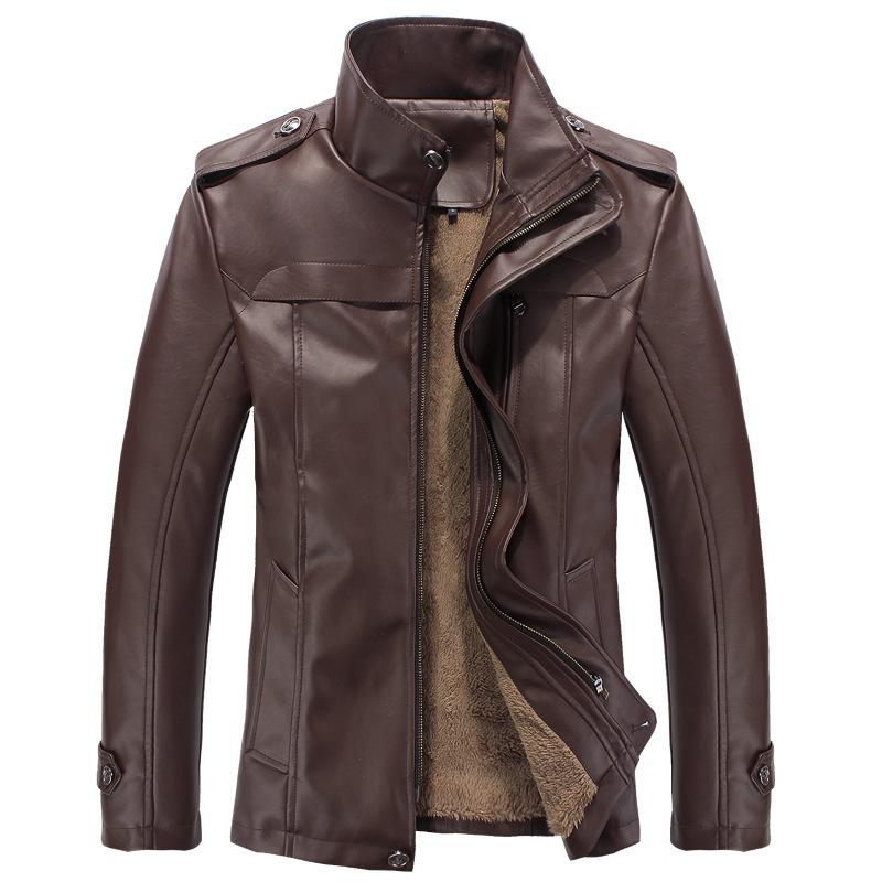Мужские изделия из кожи и замши Brand New H2165 мужские изделия из кожи и замши brand new 2015 coatspu 6xl 584hz105220