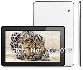 Бесплатная доставка планшет пк 10 дюймов A23 двухъядерный 1 ГБ оперативной памяти 8 ГБ ROM 10.1 дюймов Allwinner A23 двойная камера 1024 * 600 емкостный таблетки пк