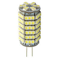 Free Shipping G4 8WLED Lamps  12V DC LED Home Car RV Marine Boat LED Bulb 3528 led chip 120/68/26 SMD  lightning&light