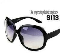 free shipping brand new classic polarized sunglasses large frame goggles Ms. fashion eyewear