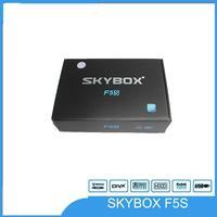 Free Ship Original skybox f5 hd update decoders skybox f5s usb wifi newcam function