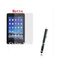 Matte Anti-Fingerprint Screen Protector Films Guards + Stylus For Asus Memo Pad HD 7 ME173 ME173X HD7 ME175 ME175KG