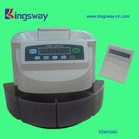 Coin Counter KSW550G With Portable handle