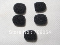 Black Foam Covers for ME2 Lapel Lavalier microphone (6mm-7mm size)