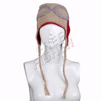 Winter Men's Pilot Hat/Air Cap Knitted Woolen Beanies