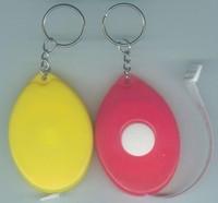 key finder Customize keychain key ring tape measure keychain gift keychain