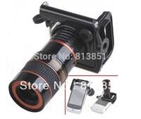 Mobile Phone Telescope Camera 8x Zoom Optical Lens For Universal Phone Lens Holder