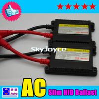 High quality AC 12V 55W super slim HID ballast Free shipping HID XENON BALLAST 50 pcs 25 pair per lot