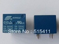 10X Brand New SONGLE Power Relay SRD-24VDC-SL-C PSB Type 24V