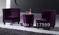 sofa chair, purple  sofa  chair, purple sofa