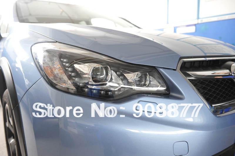 2012-2014-Subaru-XV-Headlight-with-Bi-xe