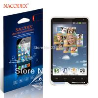 6 pcs 6 Nacodex HD Clear Screen Protector Guard For Motorola XT680 Free   Shipping Retail Package