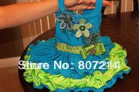 2014 Beautiful Baby Infant Soft Stretch Pageant Beauty Dress glitz