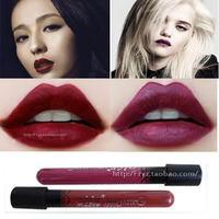 (Min Order 10$) Waterproof Elegant Dark Vampire Color Lipstick matte smooth lip stick lipgloss Long wear Party Queen Lip Makeup