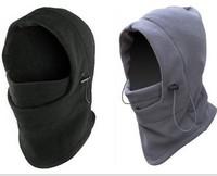 New ski snow Thermal Fleece Balaclava Hood Cap Police Swat Ski Bike Wind Stopper Face Mask for ski hunting Outdoor Sport