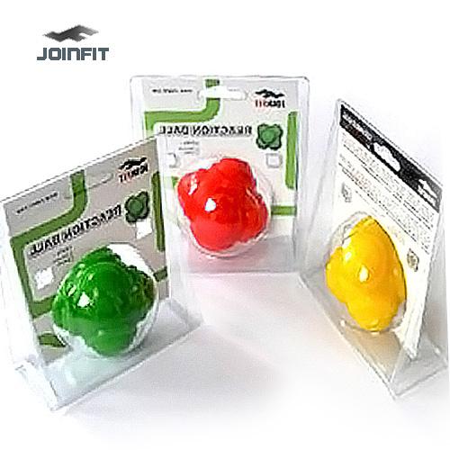 Free shippin Joinfit hexagonal ball reaction ball tennis ball table training ball 2pcs/lot(China (Mainland))