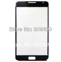 10pcs/lot Replacement parts Touch Screen Outer Glass Lens for Samsung Galaxy Note i9220 N7000 Free shipping black and white