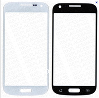 50pcs/lot For Samsung GALAXY S4 mini I9190 Outer touch Screen Glass digitizer white black blue red color