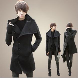 Achetez en Gros long manteau homme en Ligne à des Grossistes long ...