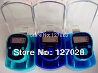 Free shipping 5 digits LED muslim tally counter finger ring hand tally counter digital tasbih 12pcs/lot