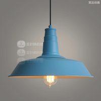Loft2 dining room pendant light american blue basic