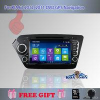 Koason 8''For KIA K2 /Rio 2012 Navigator Radio Player  ,free Better Quality Better Service Free Shipping+Gifts