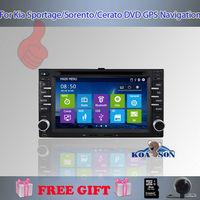 Koason For KIA Cerato/Sportage Navigator Radio Player  ,free Better Quality Better Service Free Shipping+Gifts