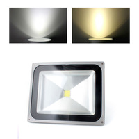 New 50W LED Flood Light Pure Warm White High Power Outdoor Spotlights 50W*0.75 # 46884