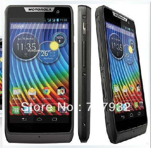 For Motorola RAZR D3, Anti-Glare Matte / non fingerprint lcd film guard screen protector,10pcs/lot,high quality(China (Mainland))