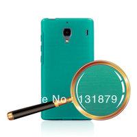 For HONGMI 3 Case 1pcs High Quality Luxury Brushed TPU Gel Case Cover For XIAOMI RED RICE HONGMI 3 Free Shipping