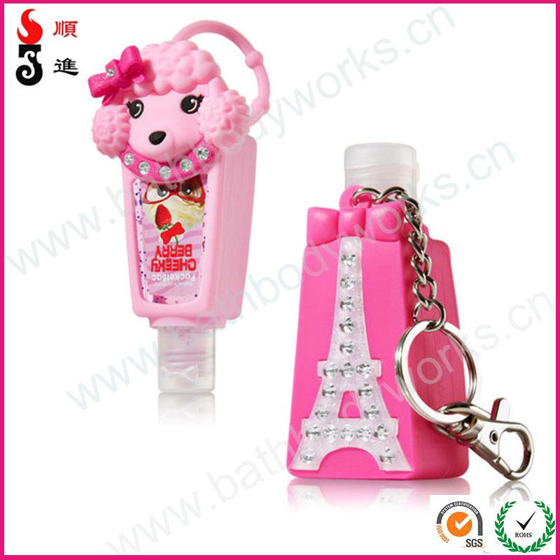 Elephant Hand Sanitizer Holder Silicone Hand Sanitizer Holder
