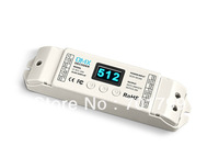 LT-811-10A CV DMX-PWM Decoder (8/16 bits optional,Special for single color dimming, OLED Display)