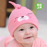 Tire cap pocket hat baby hat baby sleeping hat spring and autumn baby 100% cotton hat