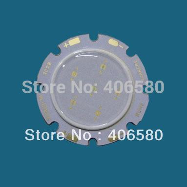 Free shipping 3W Blue Color COB High power LED, 28mm 9-11V Forward Voltage LED Floodlighting led light led lamp led bulb ed(China (Mainland))