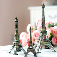 Metal model decoration home decoration photography props married romantic gifts