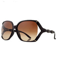 oculos GU3508 Vintage Oversized Bamboo Women Sunglasses High Quality Anti-uv Designer Sun Glasses Driving Leather Box Goggles