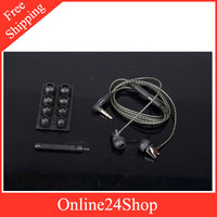 DHL/EMS Freeshipping High Quality In Ear Earphone IE800 NOise Cancelling Earphone