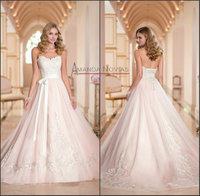 2014 New Designer Model Lace Top Wedding Dress Marriage Dress