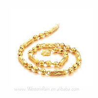 2014 New Wholesale 18K Gold Plated Necklace 50cm Perimeter Chains Necklaces for Crystal Pendants Fashion Jewelry KL436