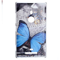 New Hot Printed Painting Lovely Fashion Case for Nokia Lumia 925 Case Lumia 925 Cover Nokia 925 Case Mobile Phone accessories