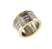 Новый стиль! Мода Винтаж природного оболочки монета открытии bvlg 18k золото гальваническим круглые кольца, подарок подруге