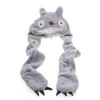 free shipping 17pcs/lot,Totoro hat women's autumn and winter anime hat winter cap beret EW-H-AP-007
