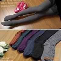 Wholesale 50pcs Korean version thin cotton striped Sexy pantyhose women Tights UPS/Fedex free shipping