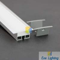 LED  Profile 1 Meter Recessed Aluminum LED Profile