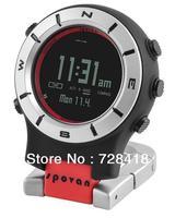 Brand New Spovan Elementum 2 Complete Calendar/ Alarm/ Altimeter/ Chronograph/ Thermometer/ barometer digital Bag Hook watch