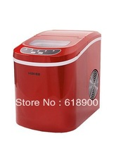 Free shipping by Fedex 15KG fashion home ice machine small commercial tea shop color random