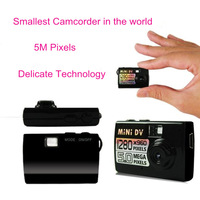 Smallest Mini DV 1280*960 High Definition Video Camera Webcam function dvr Sports Video camera Camcorder